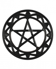 Mystic Pentagram As Wall Decoration