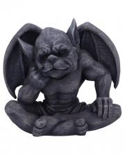 Pensive Gargoyle With Wings 13cm