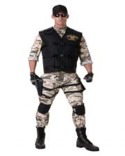 Navy SEAL Uniform Kostüm XL/XXL