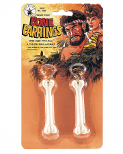 Knochen Ohrringe