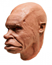 Neanderthal Foam Latex Mask