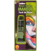 Neon Make Up grün