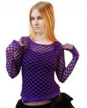 Net top violet