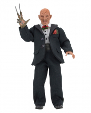 Nightmare On Elm Street 3 Retro Freddy Figure 20cm