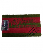 Nightmare On Elm Street Doormat