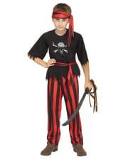 Ninja pirate kids costume