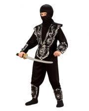 Ninja Kinderkostüm 6-teilig