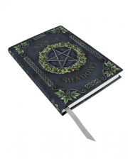 Notebook With Pentagram & Ivy