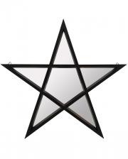 Occult Pentagram Mirror 40cm