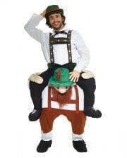 Oktoberfest Seppl Piggyback Costume