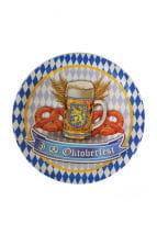 Oktoberfest Pappteller 8 St.