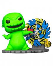 Oogie Boogie With Turntable NBC Funko POP! Figure Neon