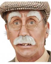 Grandpa Eyebrows & Moustache