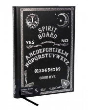 Ouija Board Notebook A5