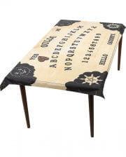 Ouija Board Halloween Tischdecke