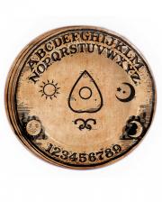 Ouija Board Paper Plates 8 Pcs.