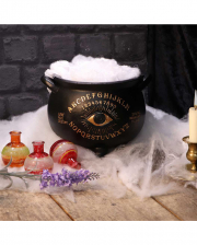 Ouija Witch Cauldron With Seeing Eye 22,3cm