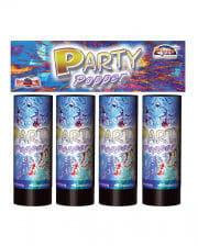 Party Popper 4 pieces