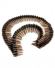 Cartridge Belt Costume Accessories