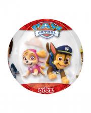 Paw Patrol Orbz Foil Balloon
