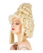 Wig Marie Antoniette blond