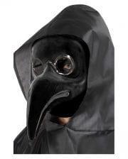 Pest Doctor's Beak Mask Black