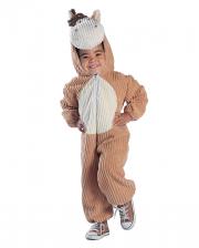Pferd Kleinkinder Kostümanzug