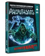 Phantasms TV Halloween Effect DVD