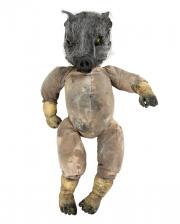 Piggy Graveyard Doll