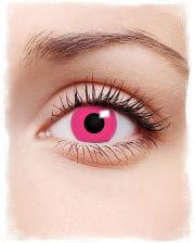 Pinke Kontaktlinsen