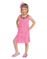 Flapper Girl Toddler Costume