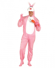 Pink Rabbit Costume