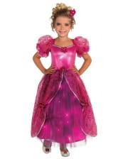 Pinke Prinzessin Kinderkostüm
