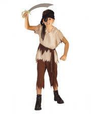 Piraten Kinderkostüm mit Stirnband