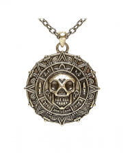 Pirate Amulet Necklace