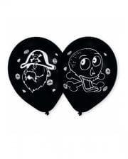 Pirate balloons 8 pcs.