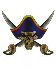 Tattoo Motif Pirate E