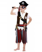 Piratenjunge Set 12-tlg.