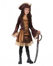 Piratenlady Kids Costume Gr. L