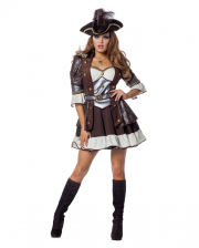 Pirate Anne Ladies Costume Deluxe