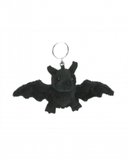 Plush Bat Keychain
