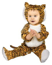 Tiger Plush Baby Costume. L