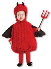 Plush Devil Baby Costume