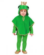 Frog King Toddler Costume