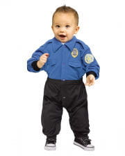 Police Baby Costume Suit
