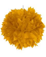 Pom-Pom Gold 30cm