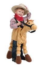 Pony Piggyback Kids Costume