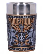 Powerwolf Metal Is Religion Shot Glass
