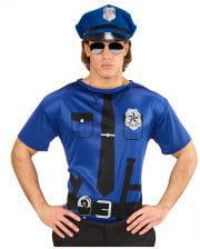 US Policeman T-Shirt