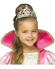 Princesses Tiara Pink